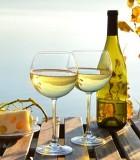 Κρασί Λευκό Μοσχοφίλερο.
