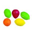 Καραμέλες Ζελεδάκια Φρούτα Μαστίχα.