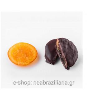 Κέρασμα Σοκολάτας Πορτοκάλι